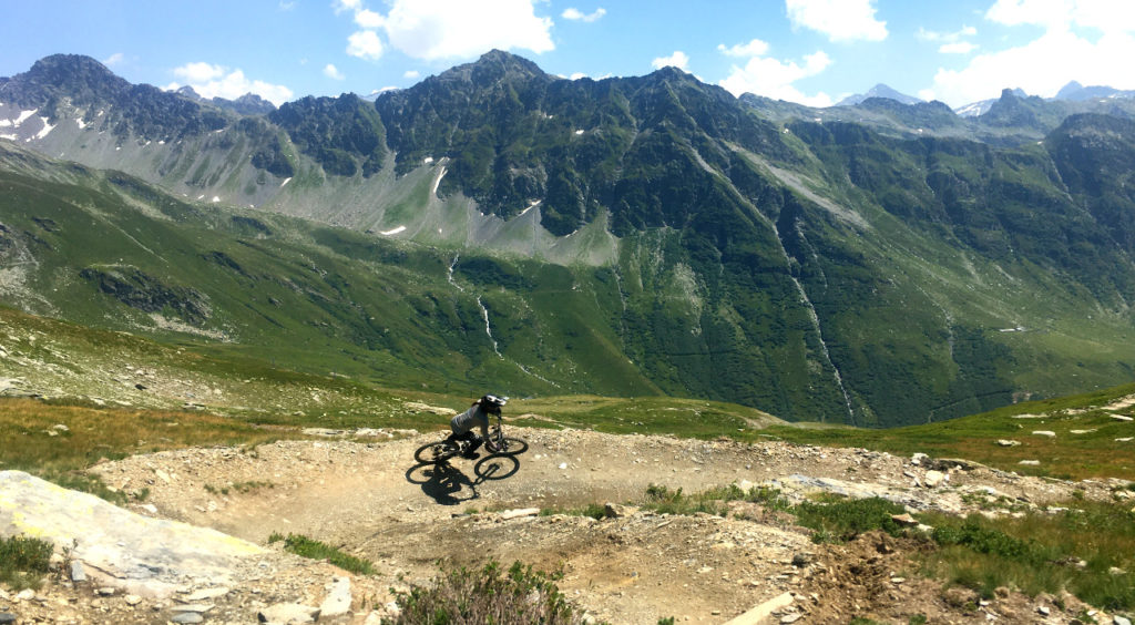 Bike Experience encadrement VTT enduro DH ebike